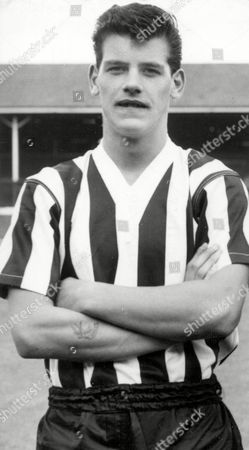 Richard Edwards - Notts County 1959-66 Great Britain Richard Edwards (Notts County)