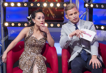 Zoe Devlin and Jeff Brazier