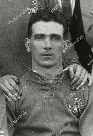 James Burns (Ireland) 21/10/1922; England v Ireland (Hawthorns)Played for Glenavon and ReadingFootball James Burns (Ireland)