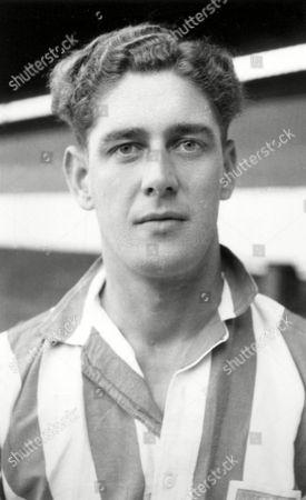 John (Jack) Short - Stoke City 1954-55 Great Britain