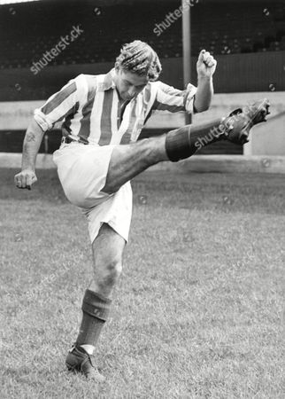 Jack Short - Stoke City 1954-55 Great Britain