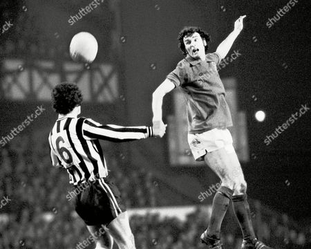 Neil Martin - Nottingham Forest Newcastle United v Nottingham Forest FA Cup 1st replay 18/3/74 Great Britain Newcastle FA Cup R6 Replay: Newcastle U 0 Notts Forest 0