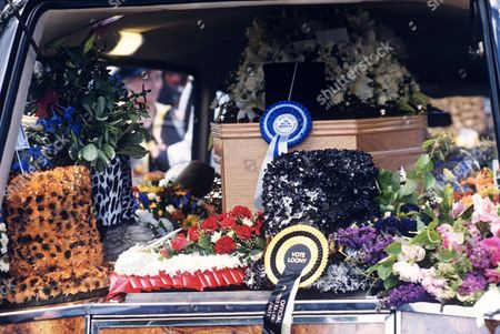 Funeral of Lord Sutch
