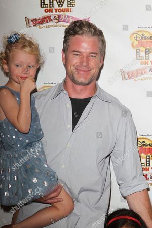Eric Dane and daughter Billie Beatrice
