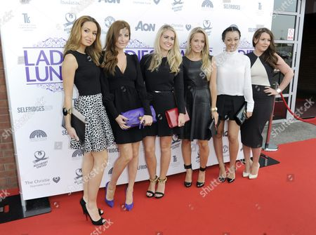 Editorial picture of Manchester United Ladies Lunch, Old Trafford, Manchester, Britain - 30 Sep 2013
