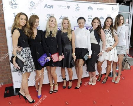 Editorial photo of Manchester United Ladies Lunch, Old Trafford, Manchester, Britain - 30 Sep 2013