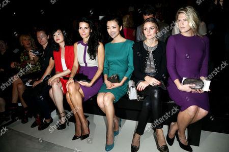 Alexandra Richards, Olivia Palermo, Yao Xingtong, Angie Harmon, Linh-Dan Pham