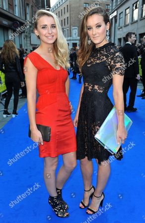 Stock Picture of Josie Pearson and April Pearson