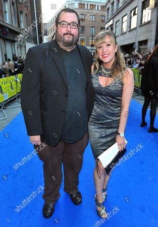 Editorial image of 'Filth' film premiere, London, Britain - 30 Sep 2013