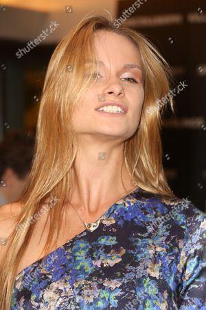 Stock Photo of Elena Korikova