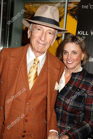 Gay Talese and Nan Talese