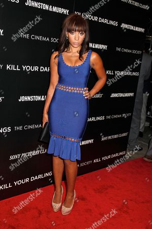 Editorial image of 'Kill Your Darlings' film screening at the Cinema Society, New York, America - 30 Sep 2013