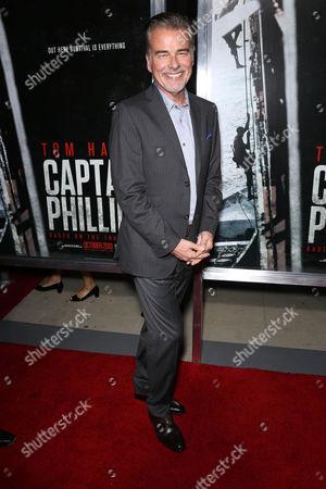 Editorial image of 'Captain Phillips' film premiere, Los Angeles, America - 30 Sep 2013