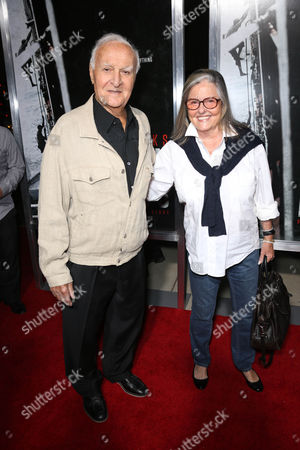 Robert Loggia and wife Audry