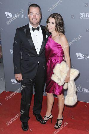 Chris O Donnell, Caroline Fentress
