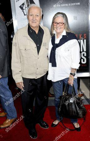Robert Loggia and wife Audrey Loggia