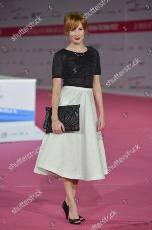 Stock Image of Tatiana Pauhofova
