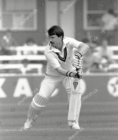 Phil Neal - Worcestershire Worcestershire v Kent April 87 Great Britain County Champ: Worcs v Kent
