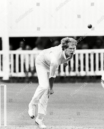 Graham Dilley - Kent Kent v Middlesex 1979 Great Britain Kent v Middx