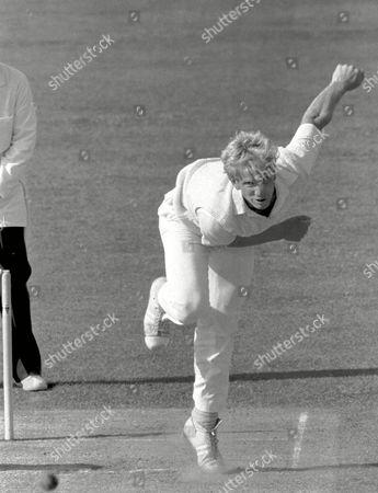 Graham Dilley - England England v New Zealand 1983 Great Britain