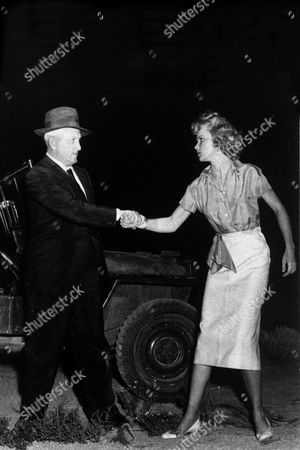 ANNE FRANCIS AND SPENCER TRACY