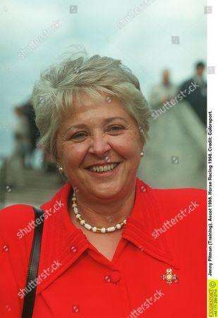 Jenny Pitman (Training) Ascot 1998 Horse Racing 1998 Great Britain Ascot
