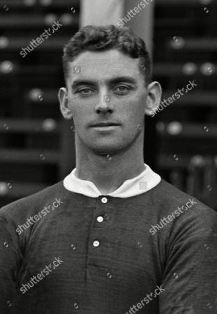 Alexander Bell (United) Manchester United Photocall 1908/09 Season Alex Bell (Man Utd)