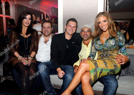 Editorial image of US Weekly's Most Stylish New Yorkers Party, New York, America - 10 Sep 2013