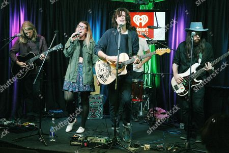 Editorial picture of Group Love at Radio 104.5 Performance Theater, Bala Cynwyd, Pennsylvania, America - 30 Sep 2013