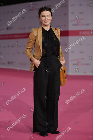 Editorial photo of 'Under the Dome' TV Premiere, Rome Fiction Festival, Rome, Italy - 01 Oct 2013