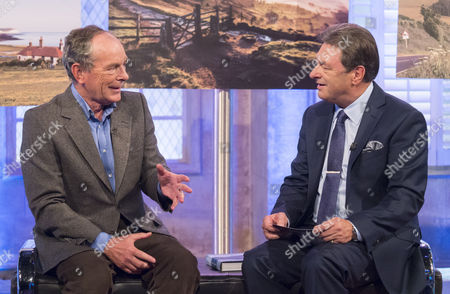 Sir Simon Jenkins and Alan Titchmarsh