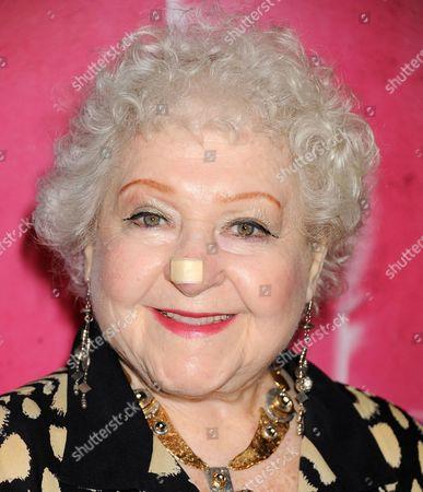 Stock Picture of Estelle Harris