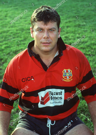 NEIL MITCHELL - MOSELEY ALLIED DUNBAR PREMIERSHIP RUGBY UNION 1998/9 Great Britain