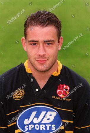 Matt Lacey - Orrell Allied Dunbar Premiership 1999/2000 24/8/99 Great Britain Manchester