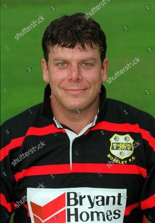 Neil Mitchell - Moseley Allied Dunbar Premiership 1999/2000 16/8/99 Great Britain Moseley