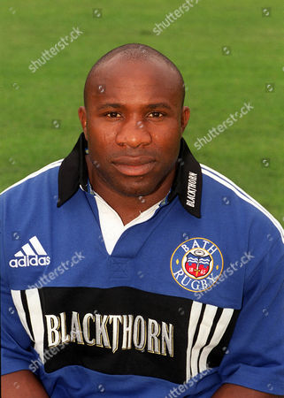 Victor Ubogu - Bath 1999/2000 Allied Dunbar Premiership 1999/2000 Great Britain Bath