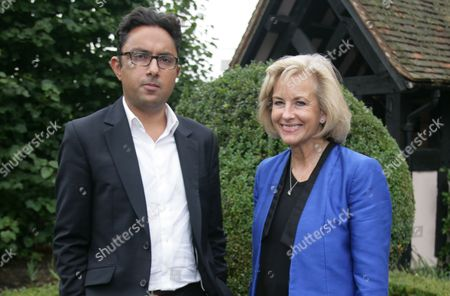 Stock Picture of Sathnam Sanghera and Gill Hornby