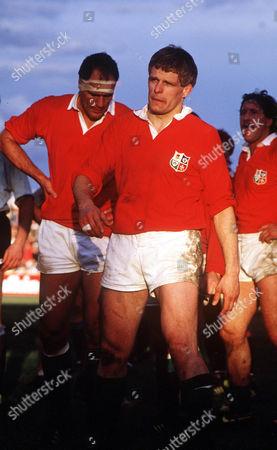 Finlay Calder (Lions) NSW V British Lions 24/6/89 Australia