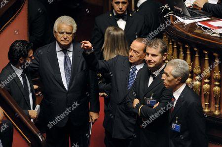 Silvio Berlusconi, Denis Verdini