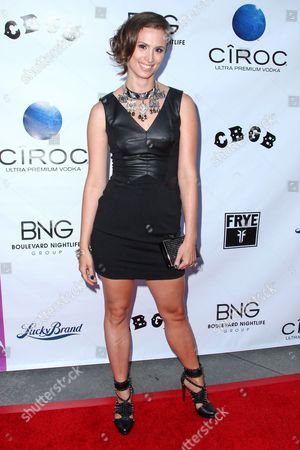 Editorial photo of 'CBGB' film premiere, Los Angeles, America - 01 Oct 2013