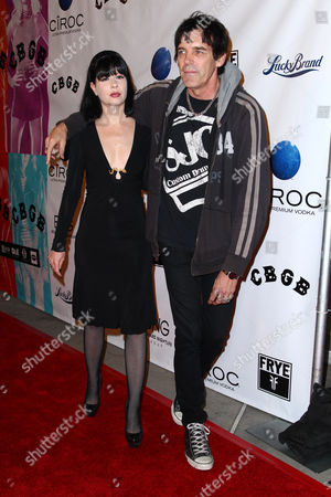 Editorial photo of 'CBGB' film premiere, Los Angeles, America - 01 Oct 2013