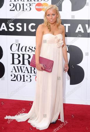 Editorial image of Classical Brit Awards, Royal Albert Hall, London, Britain - 02 Oct 2013