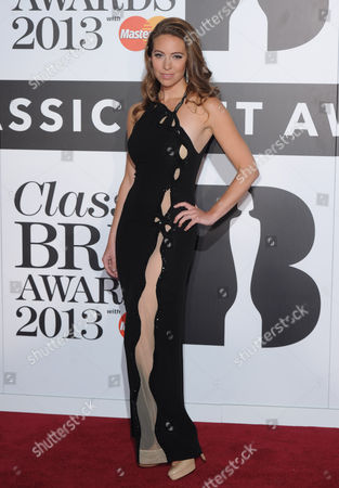 Editorial picture of Classical Brit Awards, Royal Albert Hall, London, Britain - 02 Oct 2013