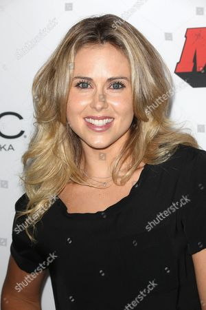 Stock Image of Anna Hutchison