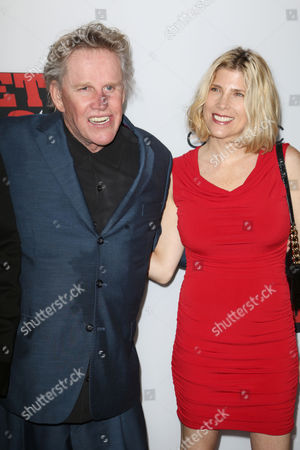 Gary Busey and Steffanie Sampson