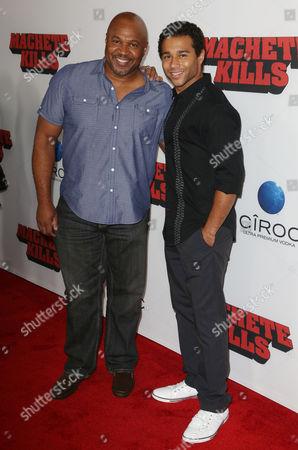 Editorial picture of 'Machete Kills' film premiere, Los Angeles, America - 02 Oct 2013