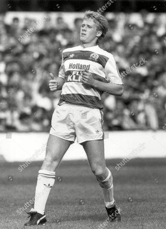 Simon Barker - QPR 1988/89