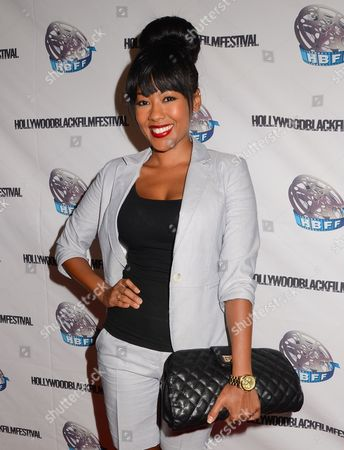 Editorial picture of Hollywood Black Film Festival, Los Angeles, America - 02 Oct 2013