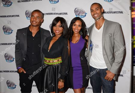 Redaric Williams, Angell Conwell, Mishael Morgan, Lamon Archey