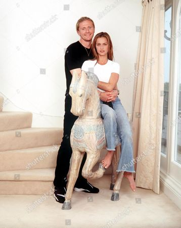 EMMANUEL PETIT AND AGATHE DE LA FONTAINE